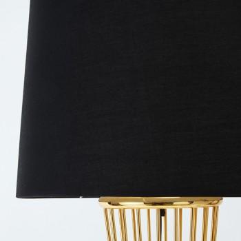Avonni HML-9073-1BSA Sarı Boyalı Masa Lambası